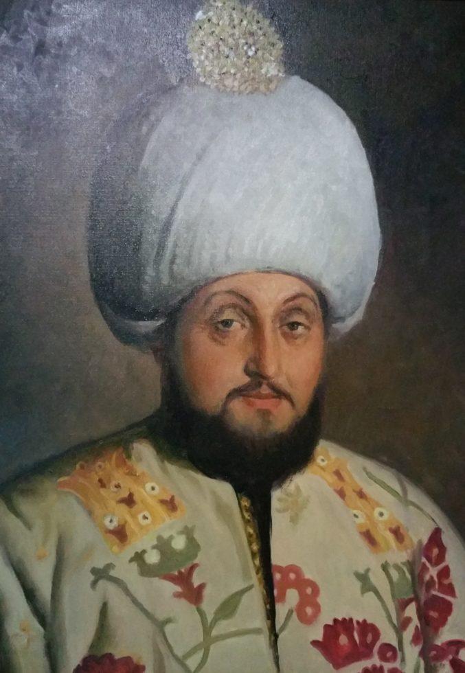Sultan III. Mustafa Han
