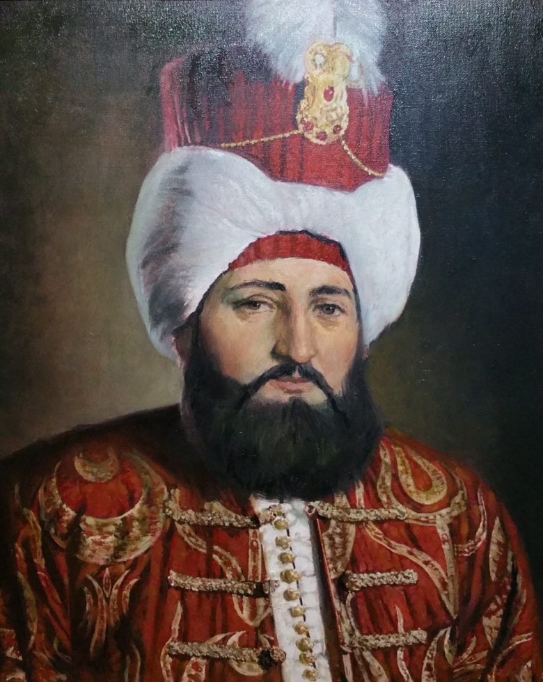 Sultan II. Süleyman Han