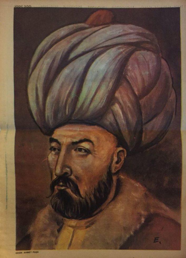 Gedik Ahmed Paşa
