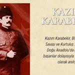 Kâzım Karabekir Paşa