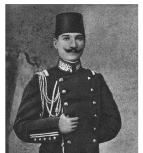 1905 Yüzbaşı