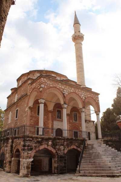 Cihanoğlu Camii