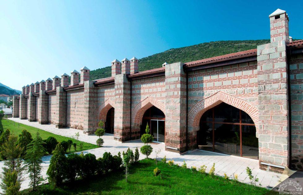 Köprülü Mehmed Paşa Kervansarayı